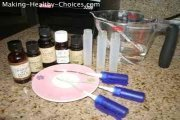 Hand Sanitizer Spray Ingredients