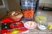 Nori Wrap Ingredients