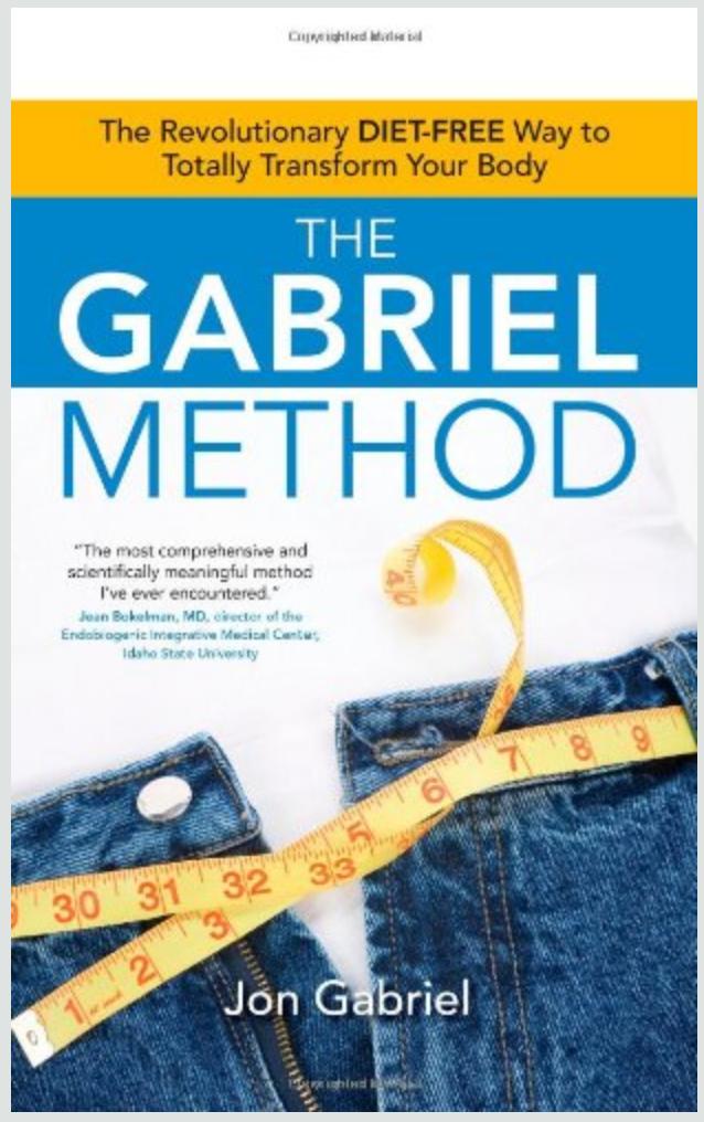 The Gabriel Method book