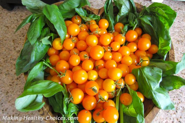 Basil Tomato Pesto Recipe