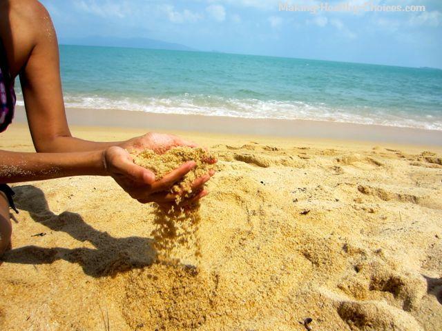 Sand Scrub