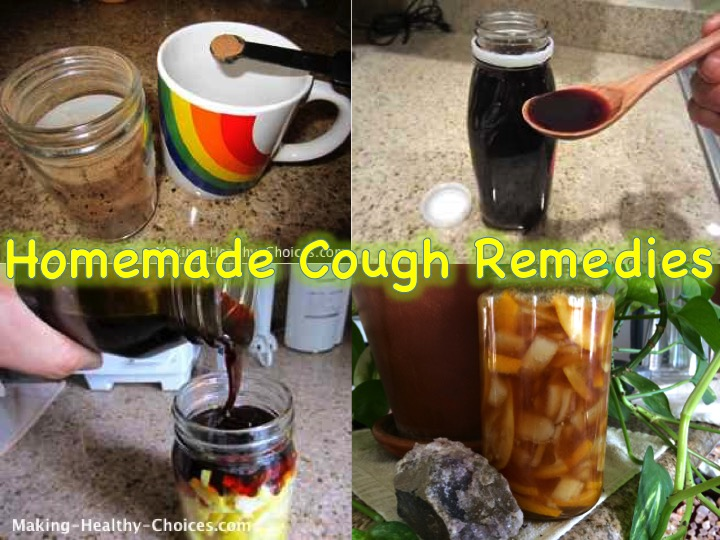 Homemade Cough Remedies
