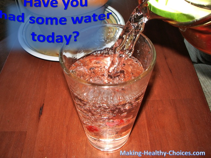 Benefits of Drinking Enough Water
