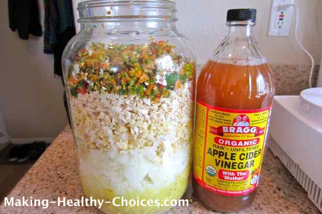 Master Tonic with Apple Cider Vinegar