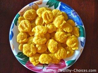 Vegan Cheese Wafers