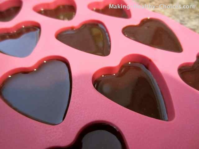 Chocolate Heart Molds