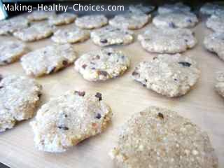 Healthy Chocolate Chip Cookies