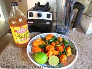 Pepper Sauce Recipe