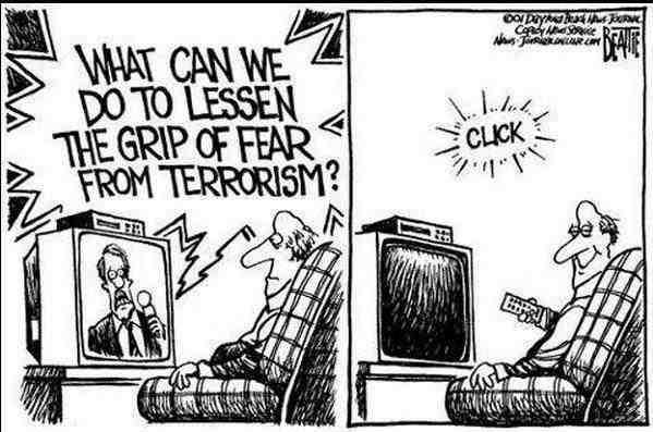 No TV cartoon