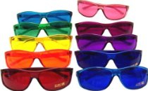 Color Therapy Glasses Pro