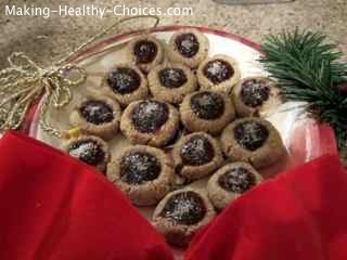 Healthy Christmas Cookies