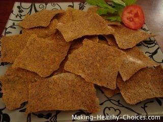 Raw Crackers