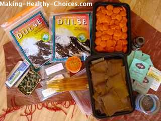 Healthy Foods While Travelling