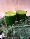Fresh Green Juices
