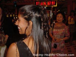 No Shampoo (no poo), Clean Hair Naturally