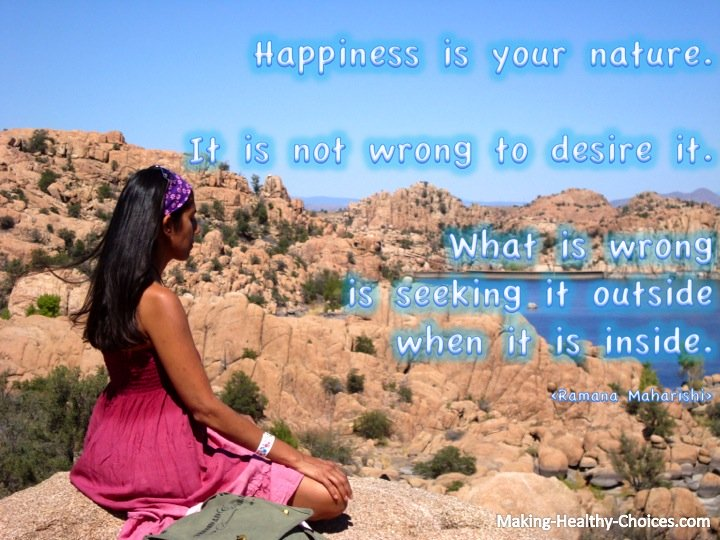 Happiness is in Your Nature - Meditation