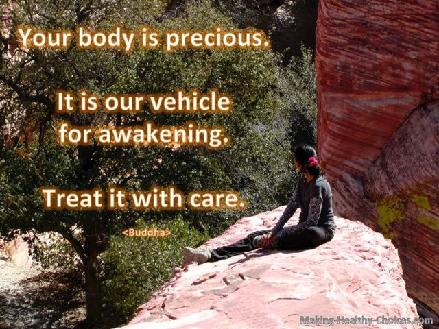 Your Body is Precious