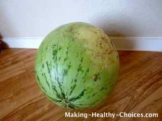 Vine Ripened Watermelon