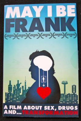 MAY I BE FRANK movie Frank Ferrrante